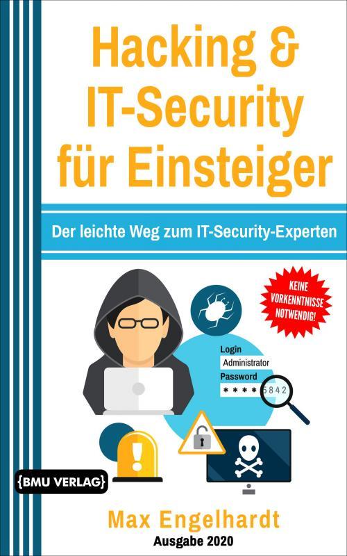 Cover-Bild Gekürzte Ausgabe Hacking & IT-Security für Einsteiger