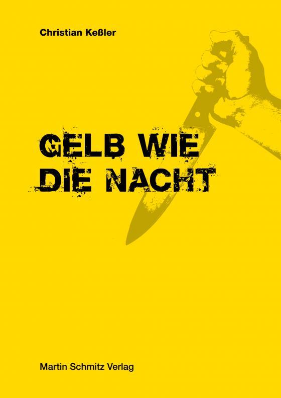 Cover-Bild Gelb wie die Nacht