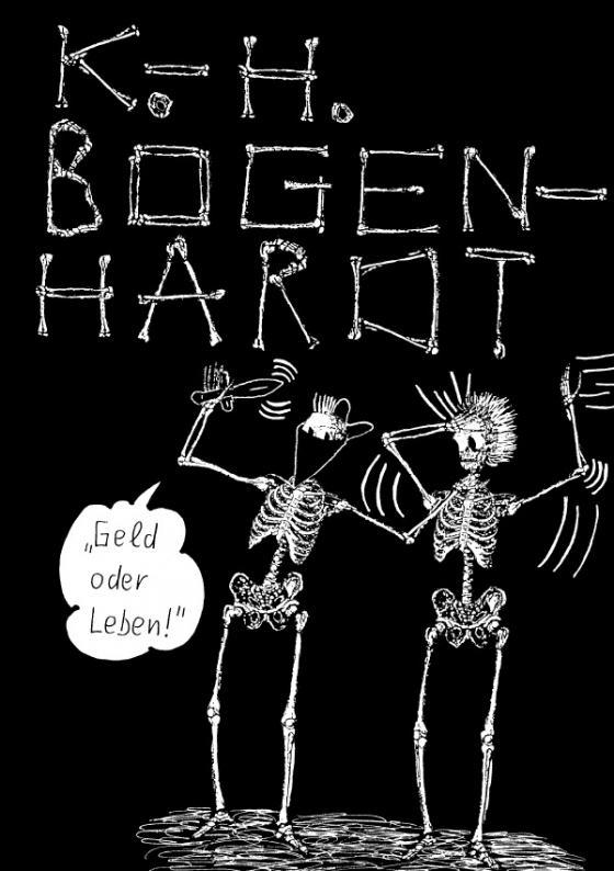 Cover-Bild GELD ODER LEBEN