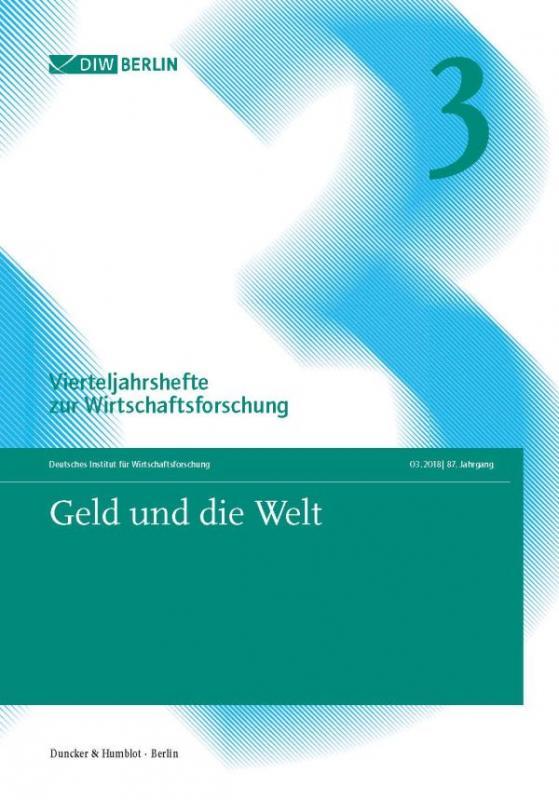 Cover-Bild Geld und die Welt.