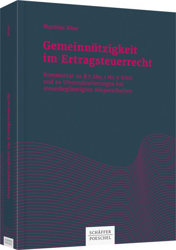 Cover-Bild Gemeinnützigkeit im Ertragsteuerrecht