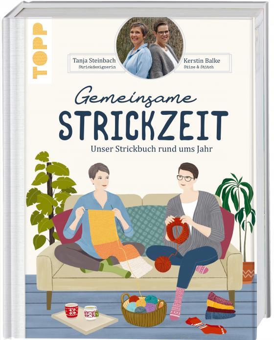 Cover-Bild Gemeinsame Strickzeit