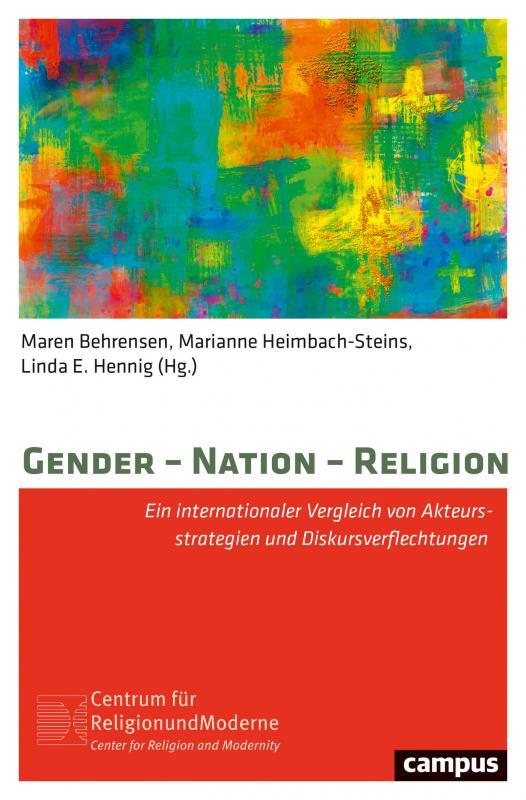 Cover-Bild Gender - Nation - Religion