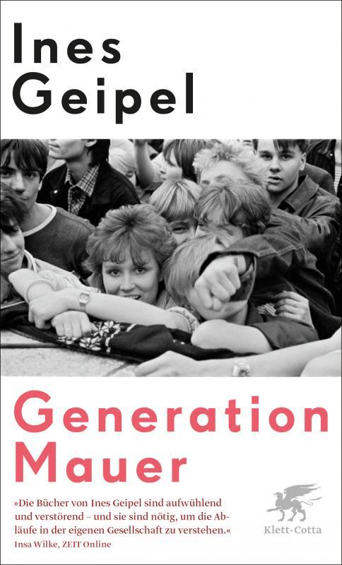 Cover-Bild Generation Mauer