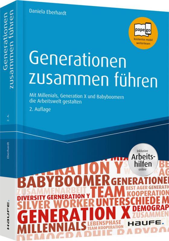 Cover-Bild Generationen zusammen führen - inkl. Arbeitshilfen online