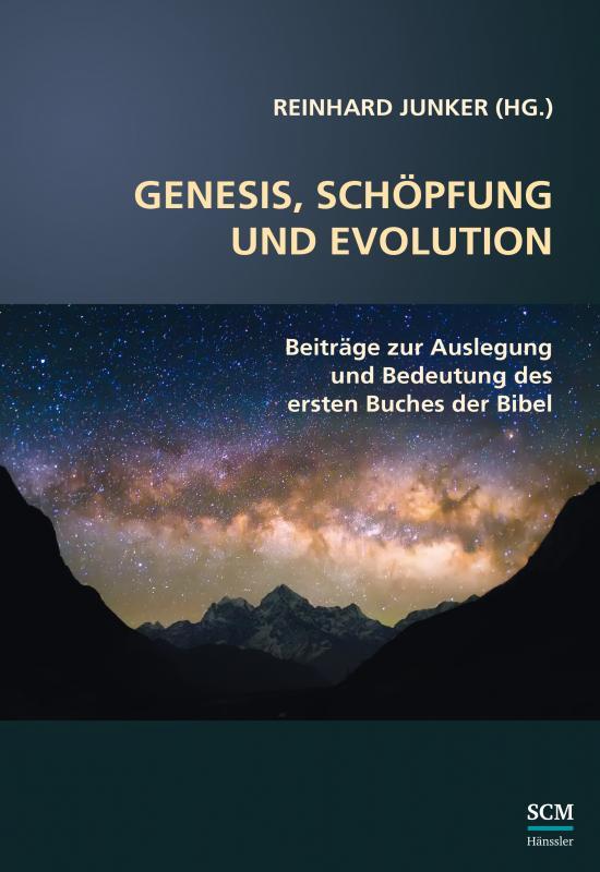Cover-Bild Genesis, Schöpfung und Evolution.