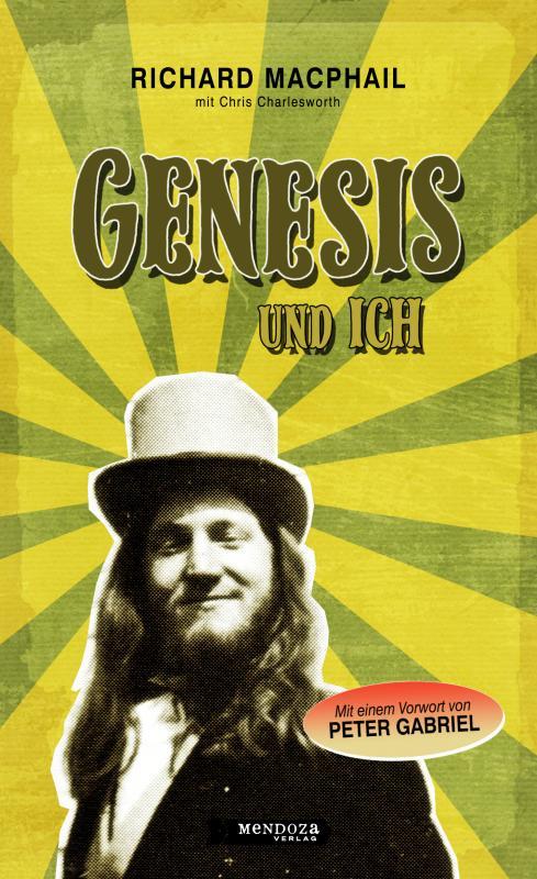 Cover-Bild GENESIS und ich