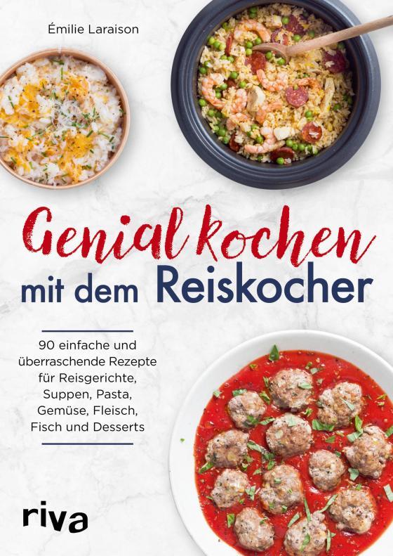 Cover-Bild Genial kochen mit dem Reiskocher