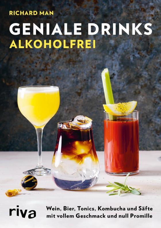 Cover-Bild Geniale Drinks alkoholfrei