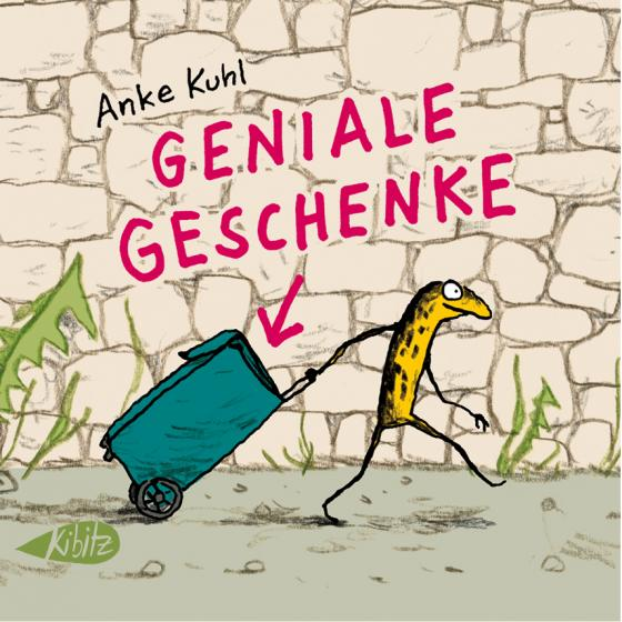 Cover-Bild Geniale Geschenke