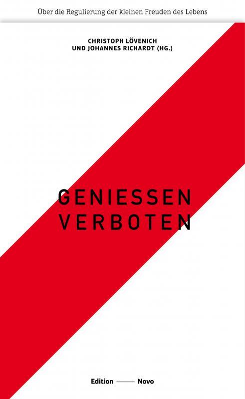 Cover-Bild Genießen verboten