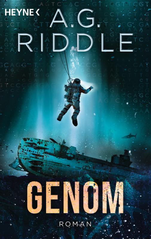 Cover-Bild Genom - Die Extinction-Serie 2