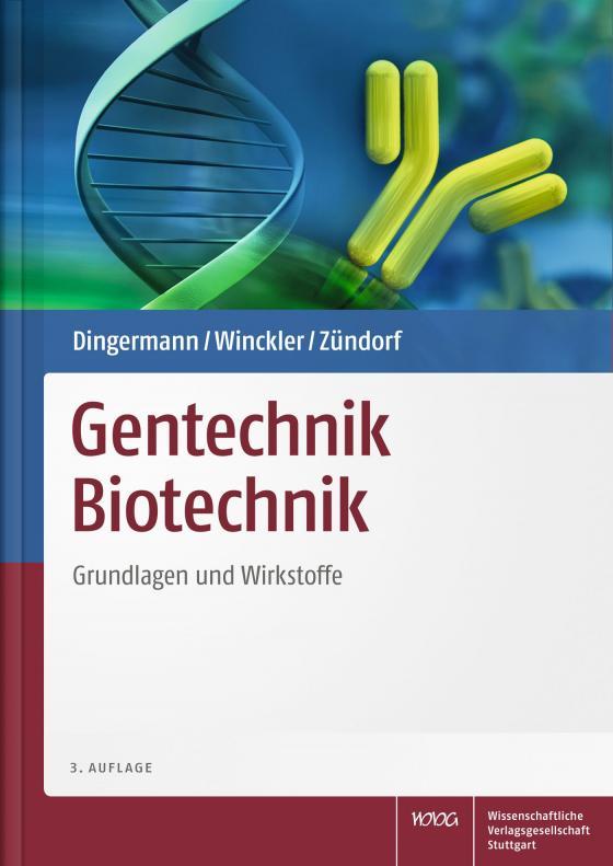 Cover-Bild Gentechnik Biotechnik