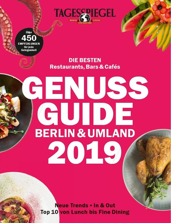 Cover-Bild Genuss Guide