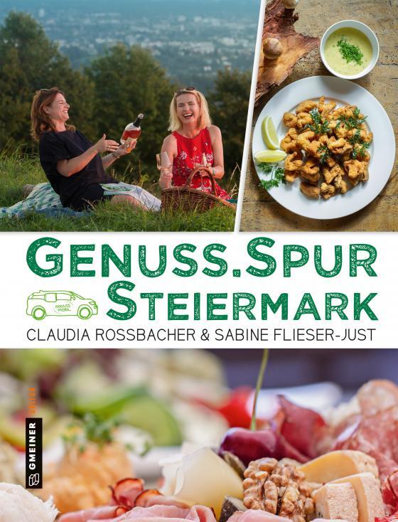 Cover-Bild GenussSpur Steiermark