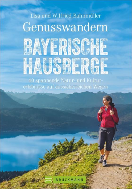 Cover-Bild Genusswandern Bayerische Hausberge