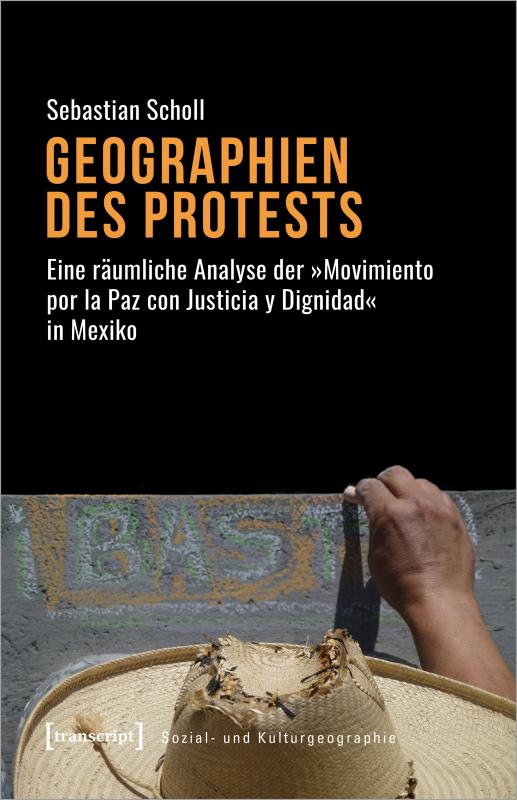 Cover-Bild Geographien des Protests