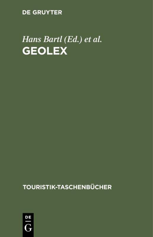 Cover-Bild GeoLex