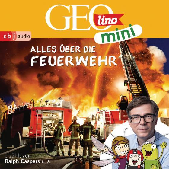 Cover-Bild GEOlino mini: Alles über die Feuerwehr (1)