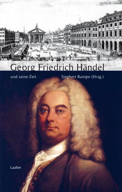 Cover-Bild Georg Friedrich Händel und seine Zeit