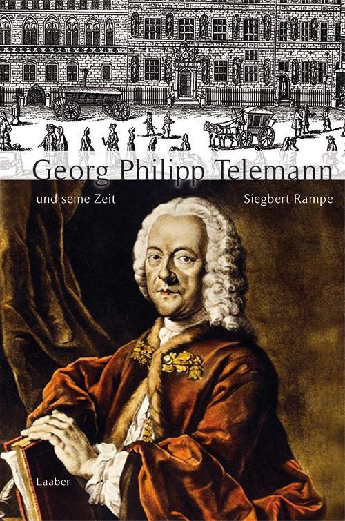 Cover-Bild Georg Philipp Telemann und seine Zeit