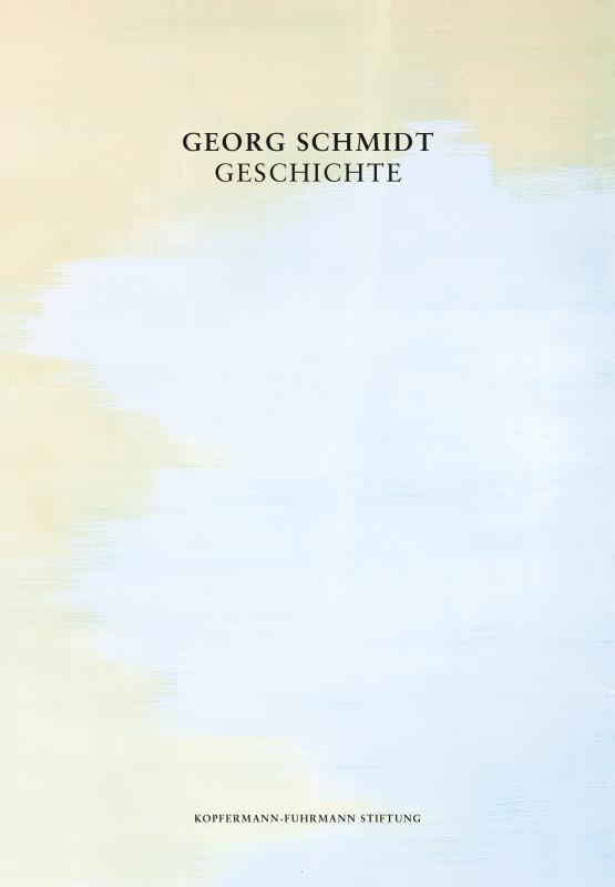 Cover-Bild Georg Schmidt