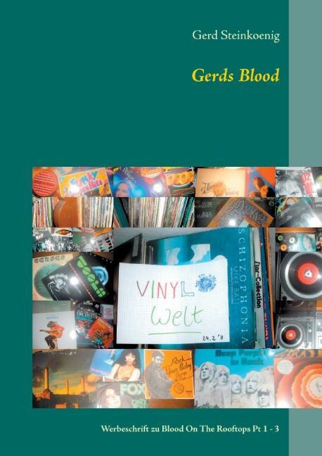 Cover-Bild Gerds Blood