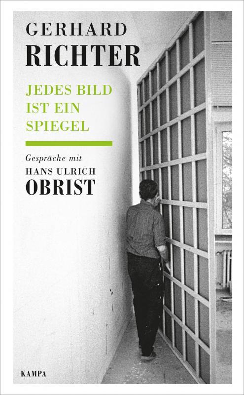 Cover-Bild Gerhard Richter - Jedes Bild ist ein Spiegel