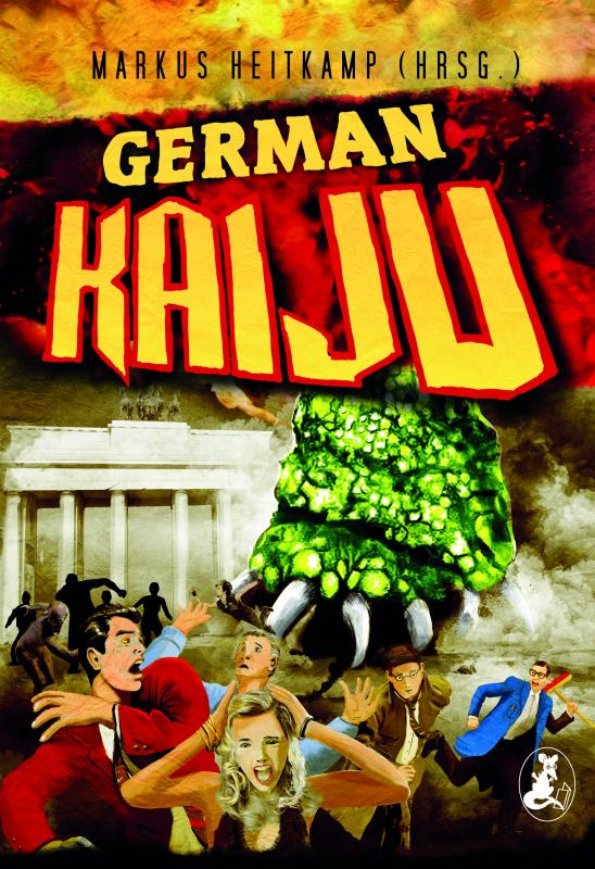 Cover-Bild German Kaiju