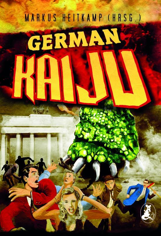 Cover-Bild German Kaiju