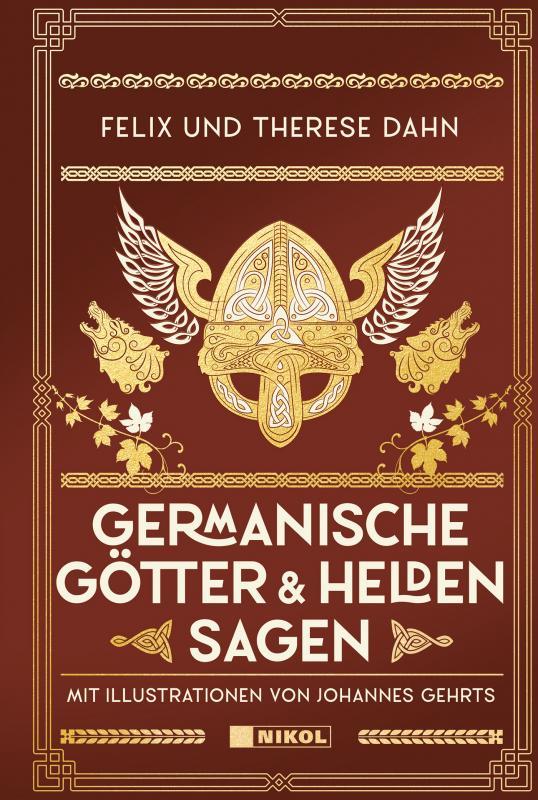 Cover-Bild Germanische Götter- und Heldensagen