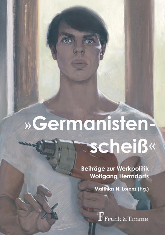 """Cover-Bild """"Germanistenscheiß"""""""