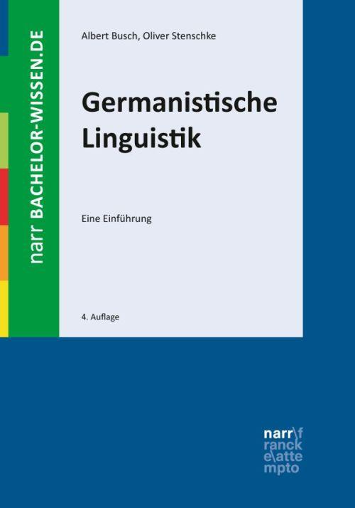 Cover-Bild Germanistische Linguistik