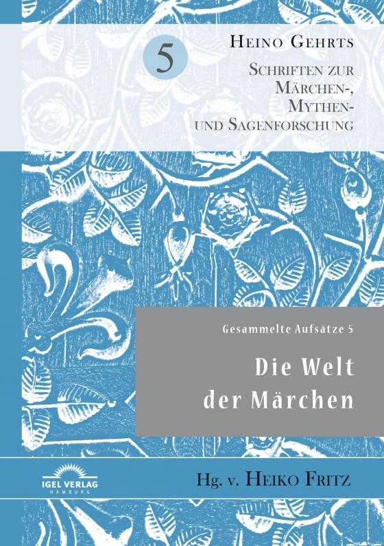 Cover-Bild Gesammelte Aufsätze 5: Die Welt der Märchen