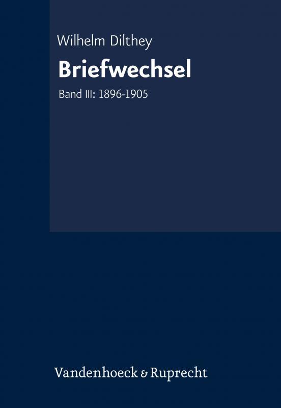 Cover-Bild Gesammelte Schriften / Briefwechsel