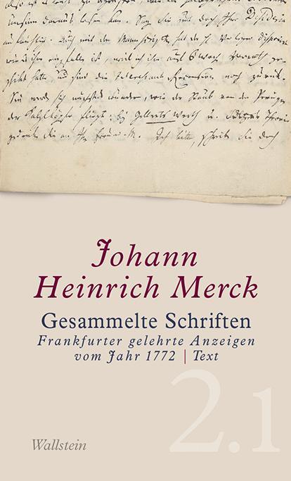 Cover-Bild Gesammelte Schriften