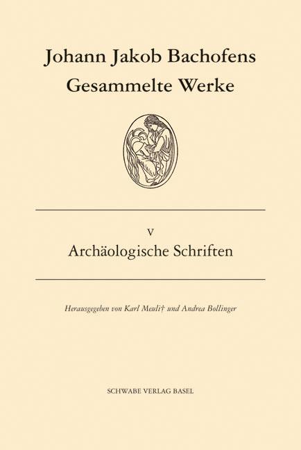 Cover-Bild Gesammelte Werke / Archäologische Schriften