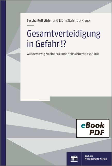 Cover-Bild Gesamtverteidigung in Gefahr!?