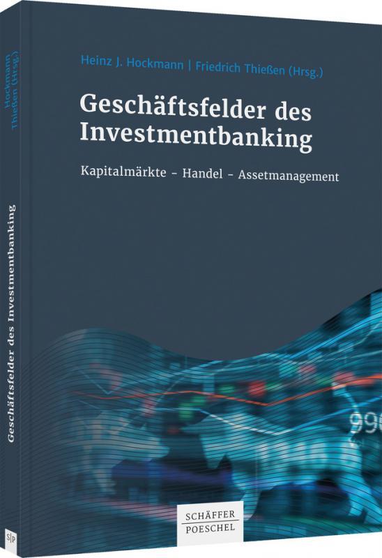 Cover-Bild Geschäftsfelder des Investmentbanking