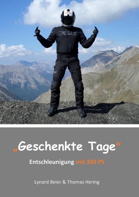 Cover-Bild Geschenkte Tage