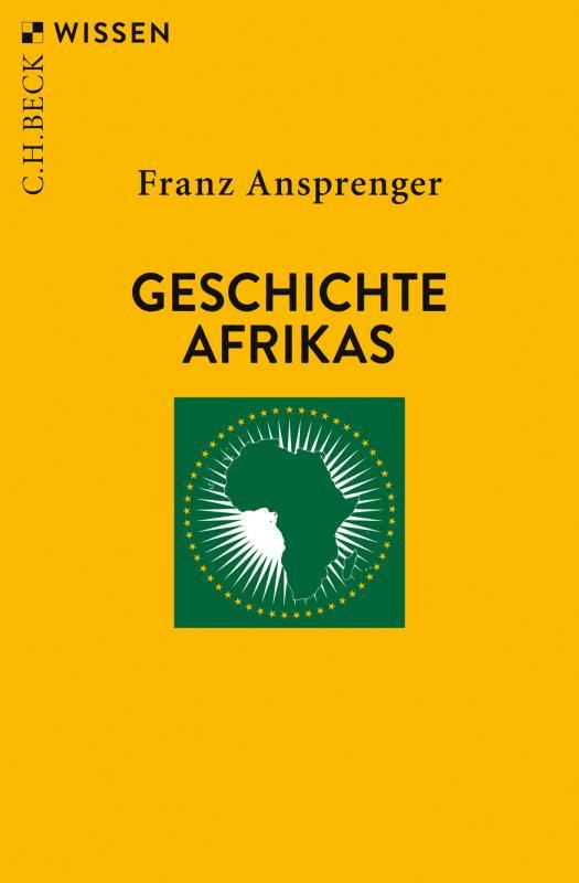 Cover-Bild Geschichte Afrikas