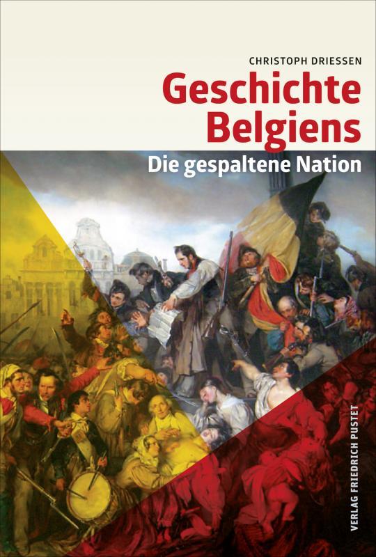 Cover-Bild Geschichte Belgiens
