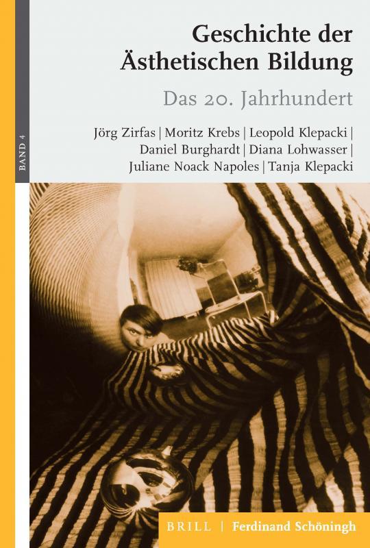 Cover-Bild Geschichte der Ästhetischen Bildung