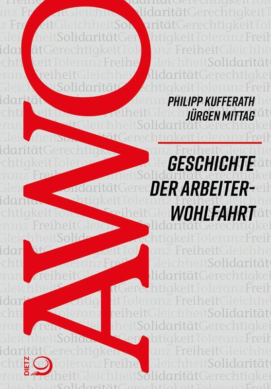 Cover-Bild Geschichte der Arbeiterwohlfahrt (AWO)