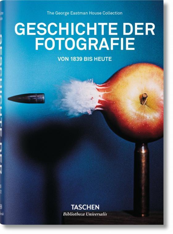 Cover-Bild Geschichte der Fotografie. Von 1839 bis heute