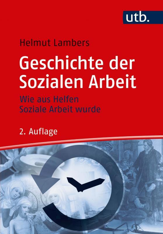 Cover-Bild Geschichte der Sozialen Arbeit
