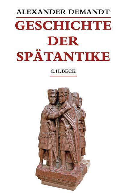 Cover-Bild Geschichte der Spätantike
