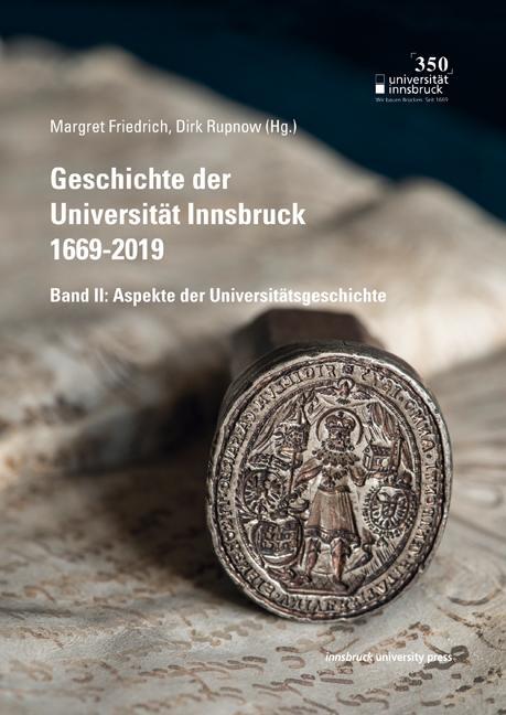 Cover-Bild Geschichte der Universität Innsbruck 1669-2019