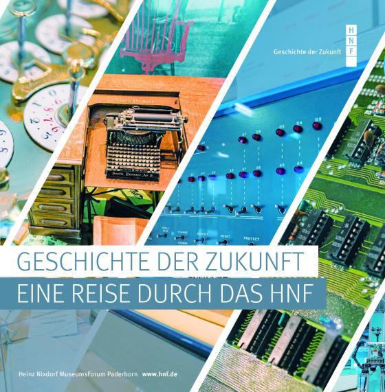 Cover-Bild Geschichte der Zukunft