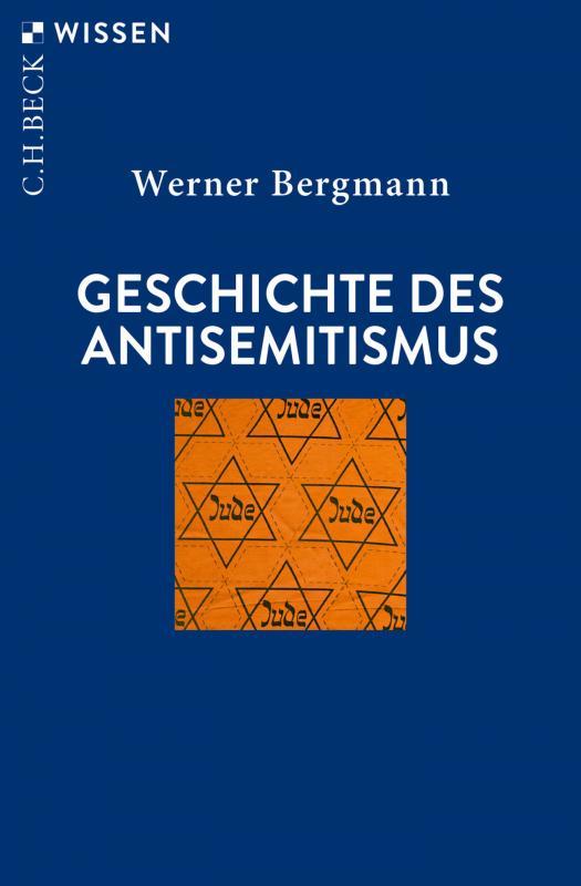 Cover-Bild Geschichte des Antisemitismus